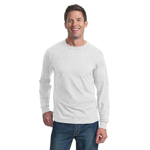 4930R Fruit of the Loom HD Cotton Long Sleeve T-Shirt