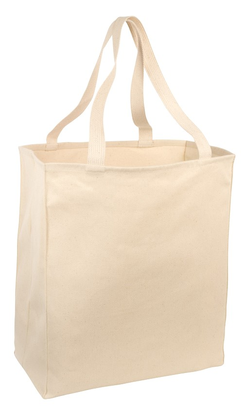 B110 Port Authority® Over-the-Shoulder Grocery Tote