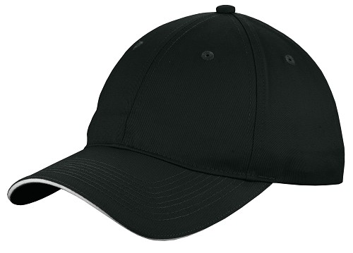 C919 Port & Company® Unstructured Sandwich Bill Cap