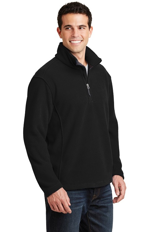 F218 Port Authority® Value Fleece 1/4-Zip Pullover