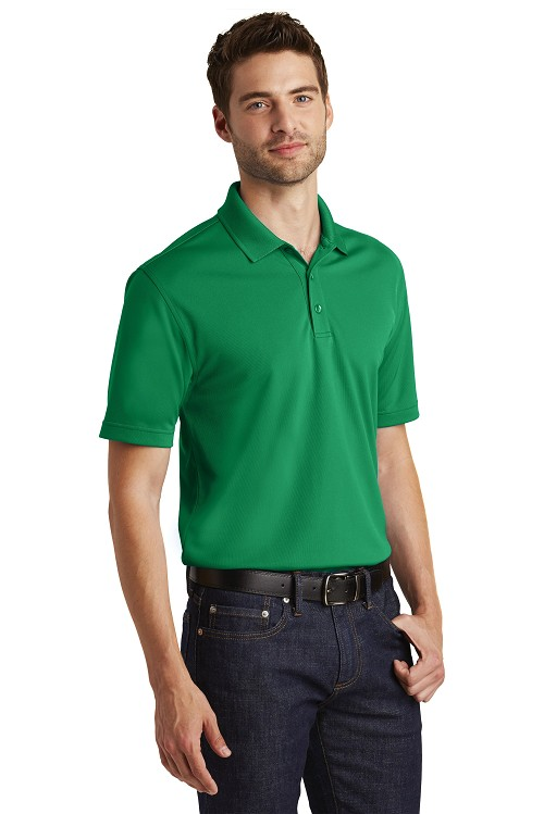 K110 Port Authority® Dry Zone® UV Micro-Mesh Polo