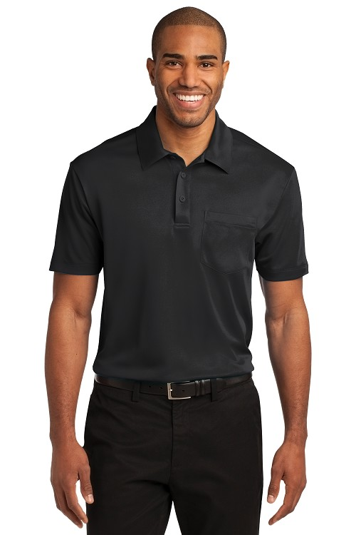 K540P Port Authority® Silk Touch™ Performance Pocket Polo