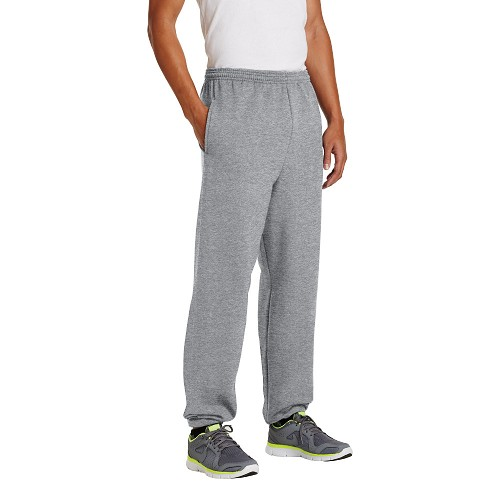 PC90P Port & Company® - Essential Fleece Sweatpant with Pockets