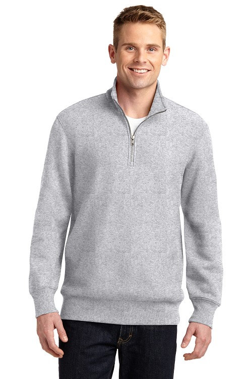 ST283 Sport-Tek® Super Heavyweight 1/4-Zip Pullover Sweatshirt